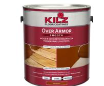 KILZ Over Armor Smooth Wood/Concrete Coating
