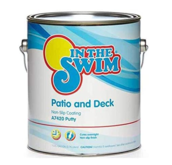 In The Swim Patio and Deck Paint