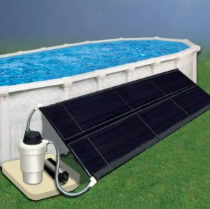 Doheny's Solar Heating system for swimming pools