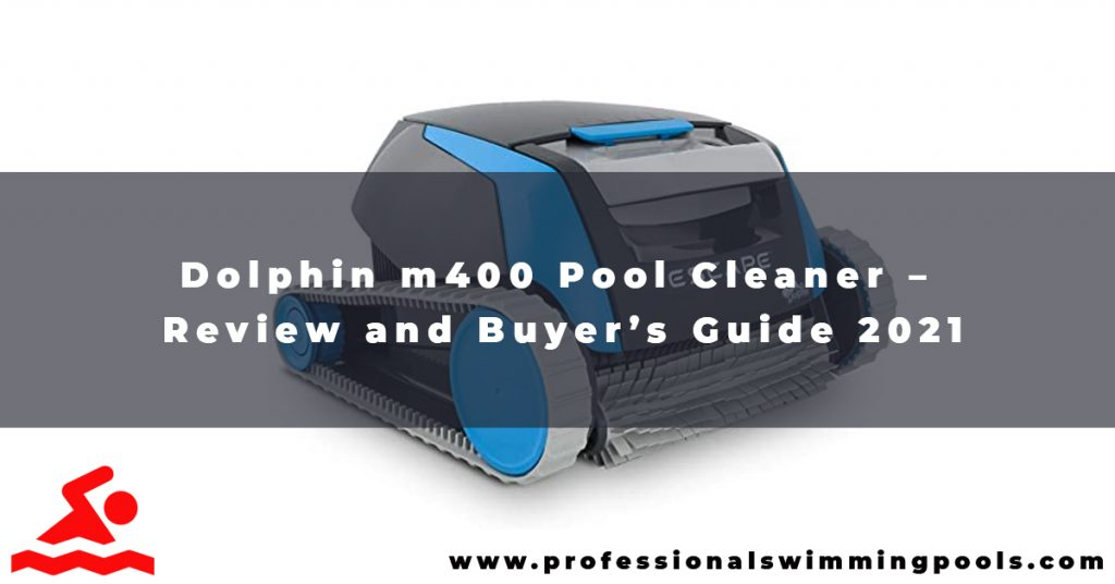 Dolphin m400 Pool Cleaner