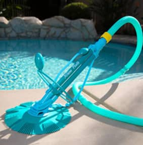 XtremepowerUS 75037 Automatic Suction Pool Cleaner