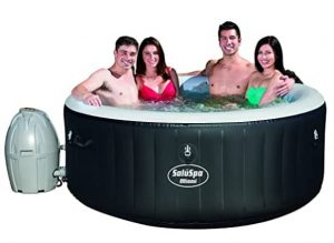 Bestway SaluSpa Miami Inflatable Hot Tub.