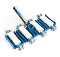 Aquatix Pro Pool Vacuum Head with Wheels 14 Heavy Duty Model