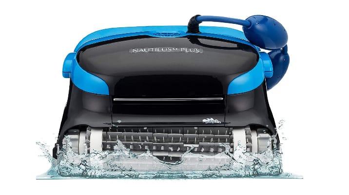 Dolphin Nautilus CC plus pool Vacuum Cleaner