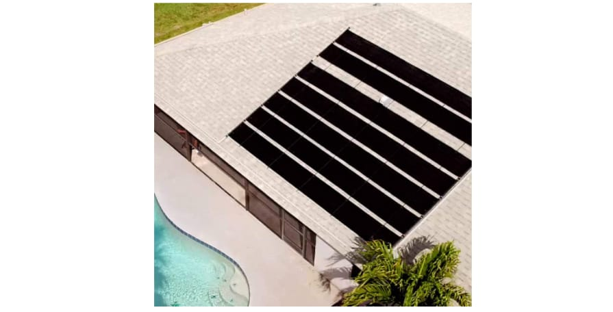 SmartPool S601 Solar Heater for pool