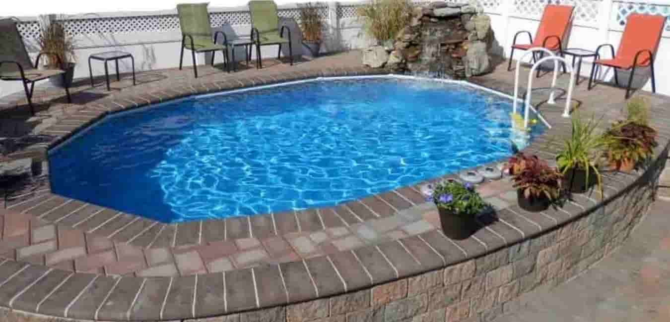 Best Semi Inground Pool