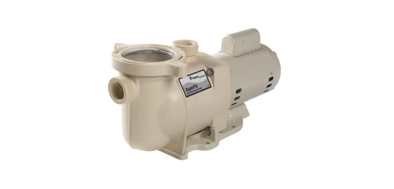 Pentair SuperFlo 340039 Single Speed Pool Pump